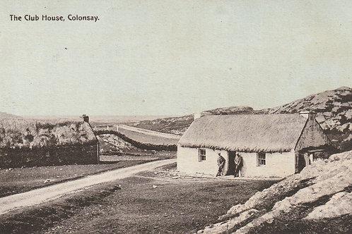 Colonsay Golf Pavilion Ref.2600 C.Ea 1900