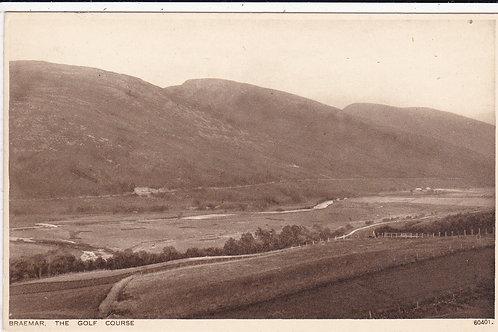 Braemar Golf Course Ref.1314 C.Ea 1900s