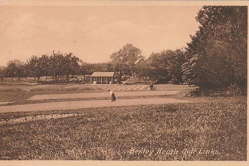 Bexleyheath Golf Links & Pavilion Ref.2663 C.Ea 1900s