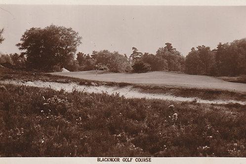 Blackmoor Golf Course Ref.2686 C.1930?