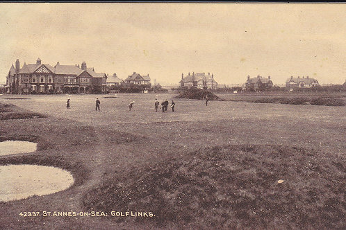 St Annes-on-Sea Links Ref.1743 C.Pre 1914