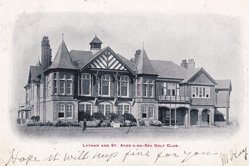 St Annes Golf Club House C.1903 Ref.1226a