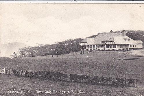 Aberystwyth New Golf Links & Pav.Ref.1360 C.1911-14