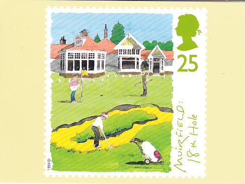Muirfield Stamp PC Ref.1660 C.1994