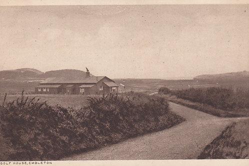 Embleton Golf Pavilion C.Pre 1914 Ref.251