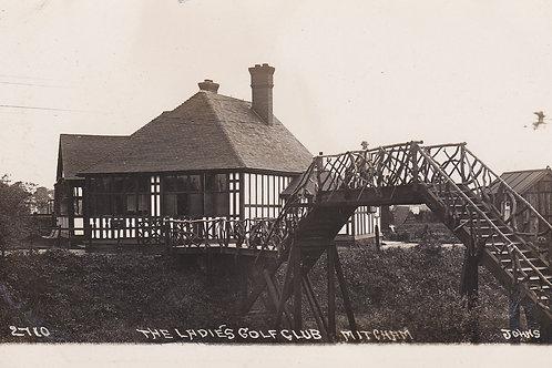 Mitcham Ladies Golf House C.Ea 1900s Ref.2031a