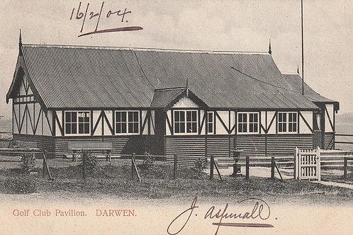 Darwen Golf Pavilion,Lancs Ref.2427 C.1904