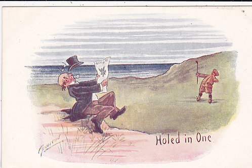 Comic Golf PC by Cynicus Ref 1319 C.1902-04