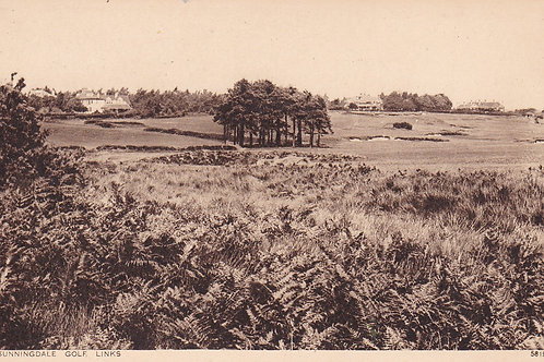 Sunningdale (OLD)Golf Course Ref.2204a C.Ea 1900s