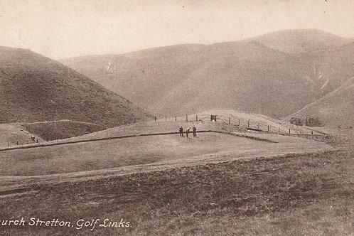 Church Stretton Golf Links Ref.2538 C.1910