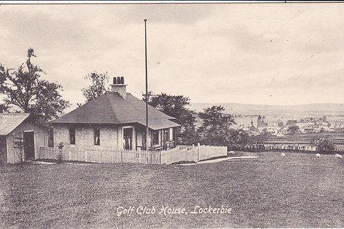 SOLD>Ref.1731.Lockerbie Golf House Ref.1731 C.1910-18 SOLD