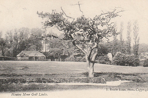 Heaton Moor Golf Pavilion & Course   Ref.1145 C.1902-04