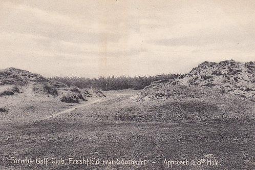 Formby Golf Links,Lancs.Ref 374. C.19