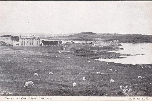 SOLD>Ref.1671.Ardglass GolfLinks & Castle Ref.1671 C.Pre 1914