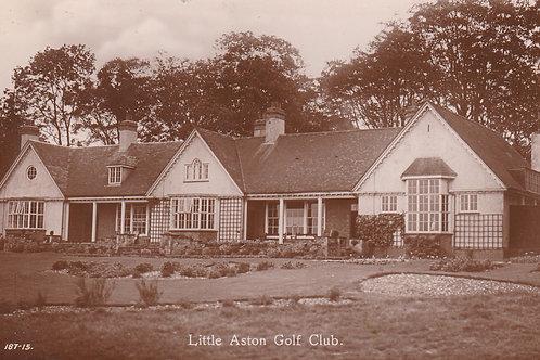Little Aston Golf Club House Ref.2251a