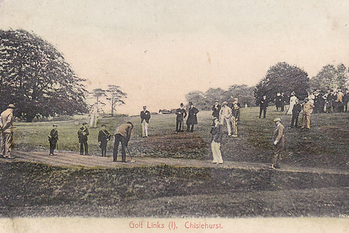 Chislehurst Golf Club (Opening Of) Ref 324.C.1905