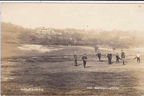 Old Manchester Golf Course Ref.1484 C.pre 1907