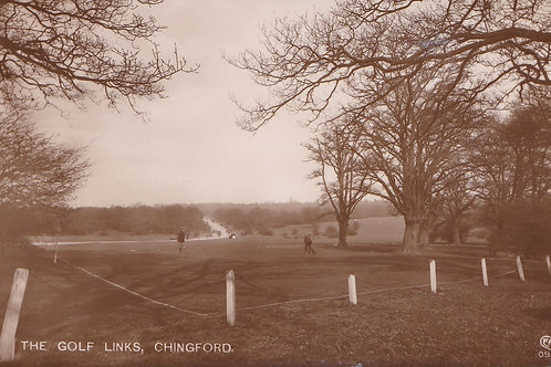 Chingford Golf Links Ref.013a C.1915-30