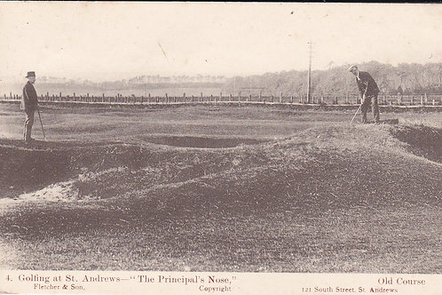 St.Andrews(Golfing At) Ref.1768C.1905