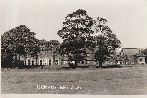 Hallowes Golf Club House Ref.2758 C. 1950s