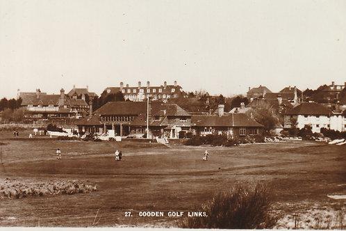 Cooden Golf Links Ref.2329 C.1950-60