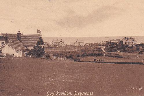 Greystones Golf Pavilion Ref.126 C.1910-19