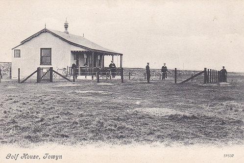Towyn Golf Pavilion,Merioneth.Ref 082. C.1905-09