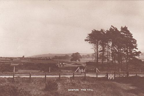 Ganton Golf Links Ref.2118a C.1918-25