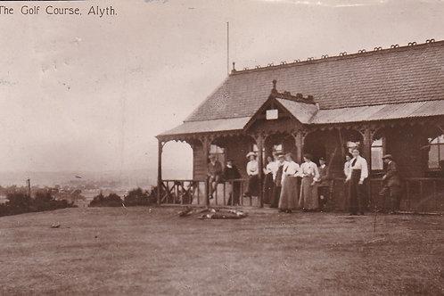 SOLD>Ref.1935.Alyth Golf Pavilion Ref.1935 C.1912