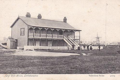 Littlehampton Golf Pavilion Ref.2173a C.1905