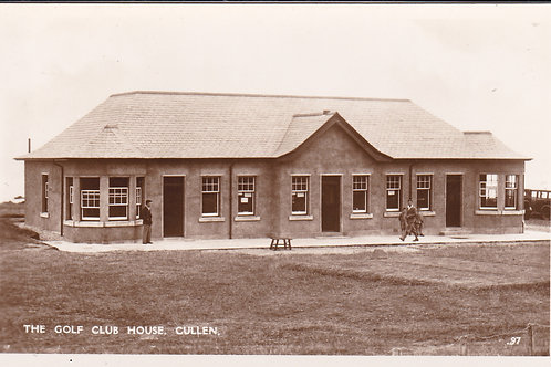 SOLD>Ref.1581.Cullen Golf Club House.Ref.1581 C.Ea.1900s