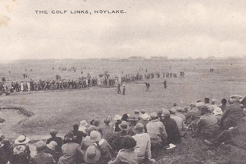 Hoylake C.1930 Bobby Jones OpenRef.871