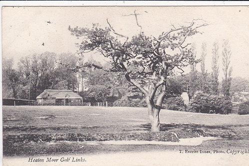 Heaton Moor/Course/Club  House  Ref 1145 C1904