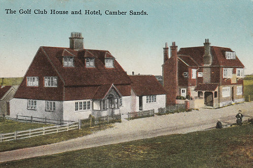 Rye (& Camber) Golf House & Hotel Ref.2623 C.Ea 1900s Ea