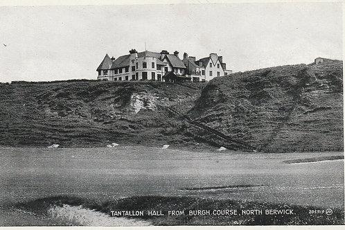 North Berwick East Links & Tantallon Hall Ref.2344