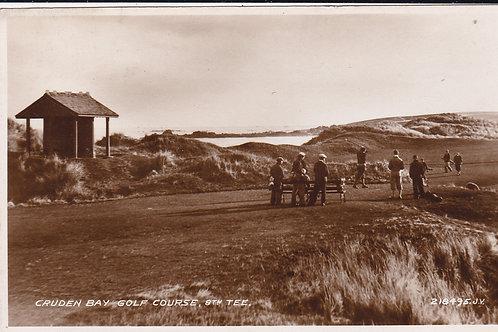 SOLD>Ref.622.Cruden Bay Golf Links  C.1930s Ref 622