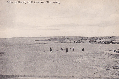 Stornaway Golf Links Ref.2150 C.Ea 1900sa