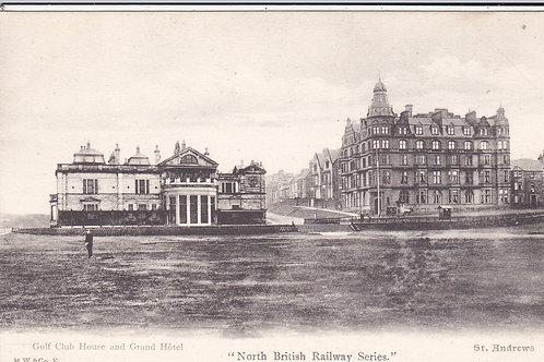 St.Andrews.North British Railway Ref.673 C.Pre 1914