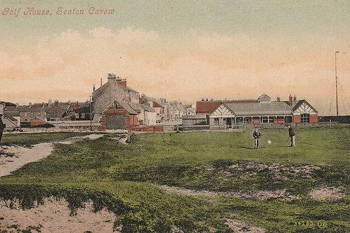 Seaton Carew Golf Pavilion Ref.2707 C.1900-09