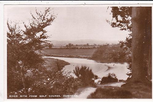 Dumfries & County G.C.Ref.015 C.1947