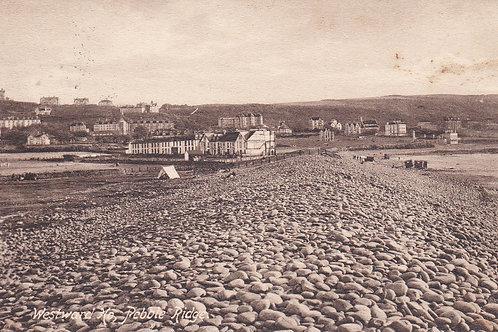 Westward Ho! Links/The Pebble Ridge.Ref 028 C.1912
