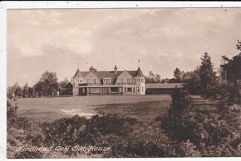Hindhead Golf Course & Club House C.1923   Ref.1424