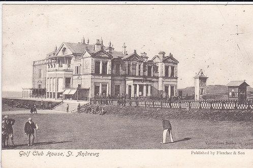 St.Andrews & Tom Morris Ref.419 C.1906