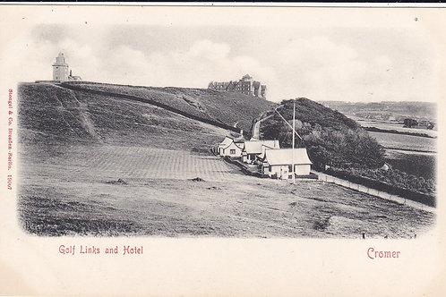 Cromer Golf Links Ref.1190 C.1902-04