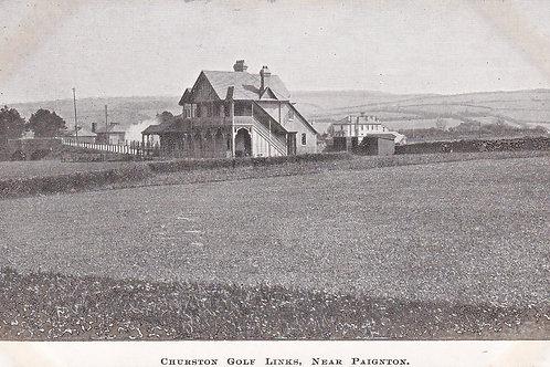 Churston Golf Club House Ref.1930 C.Pre 1914