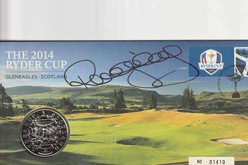 2024 Ryder Cup Comm. Cover/Medal Ref.