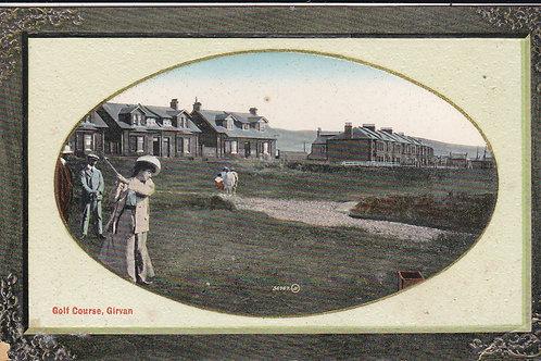 Girvan Golf Links C.Ea 1900-09 Ref.1691