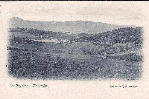 Strathpeffer Golf Links Ref.1779 C.1905-10