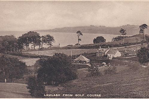 Lamlash Golf Pavilion Ref.1987 C.1914-18
