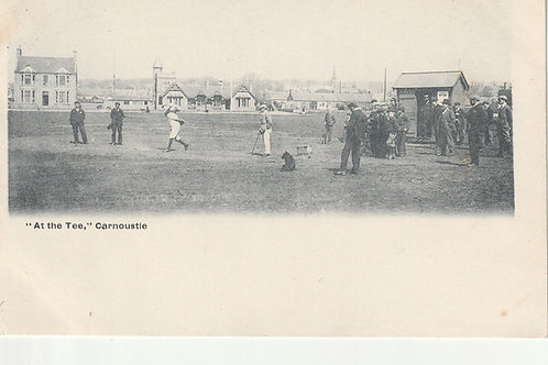 Carnoustie Golf Links Ref.2284a C.1902